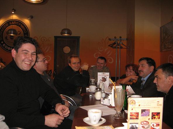 Встреча Suzuki клуба в кофехаус
